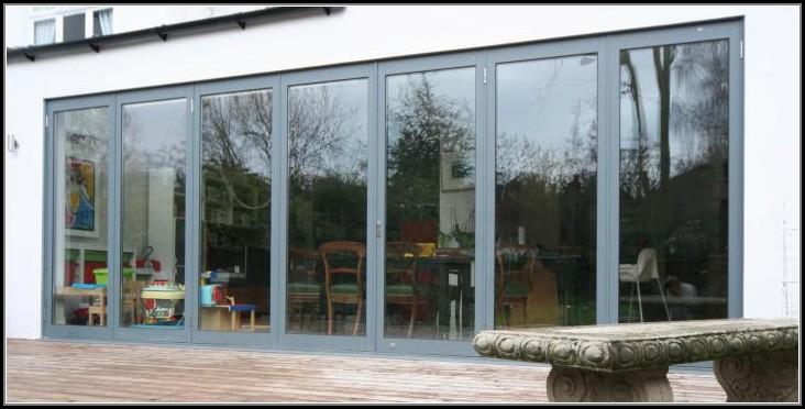 Bi Folding Patio Doors Aluminium