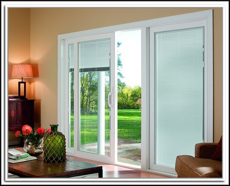 Blinds For Sliding Glass Doors Home Depot