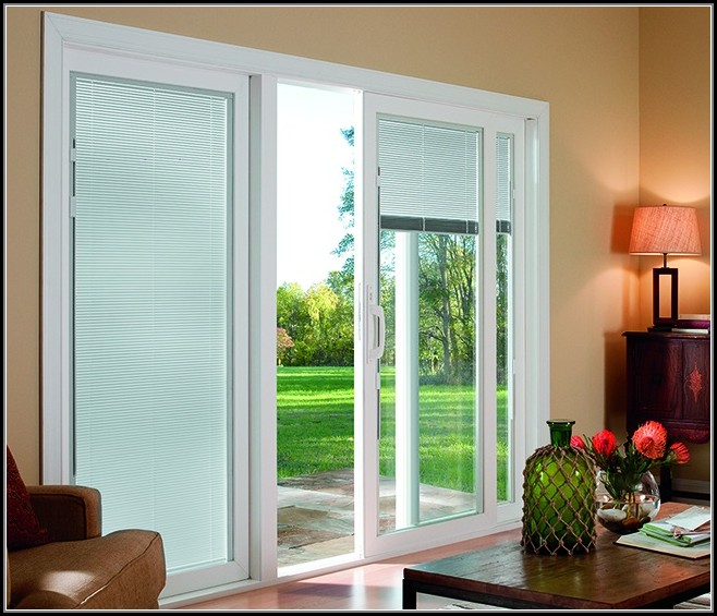 Blinds For Sliding Glass Doors Horizontal