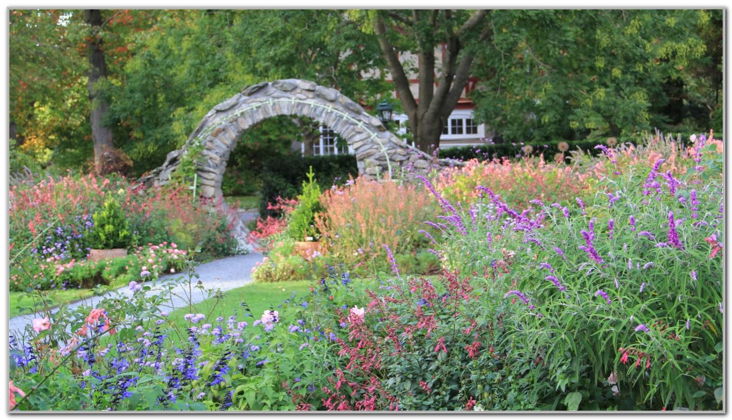 Blithewold Mansion Gardens Arboretum Bristol Rhode Island
