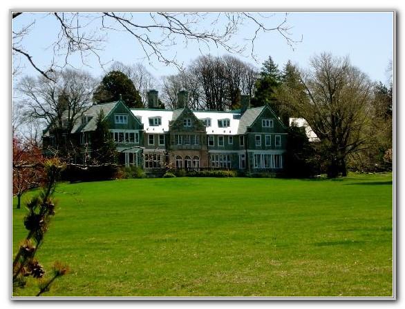 Blithewold Mansion Gardens Arboretum