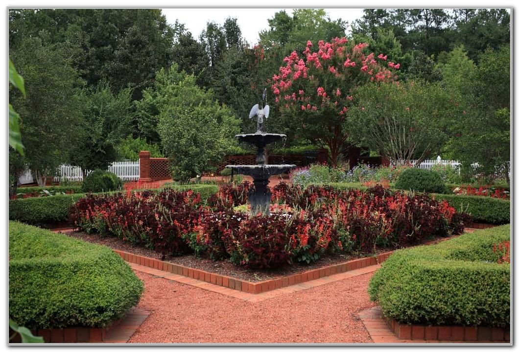 Botanical Gardens Athens Ga