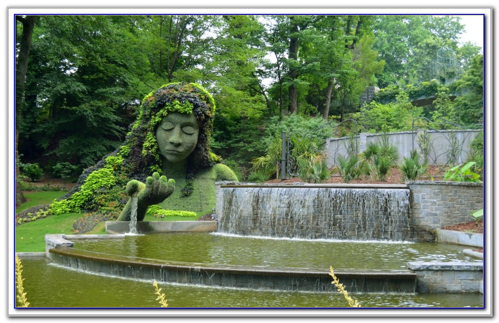Botanical Gardens Atlanta Ga Hours