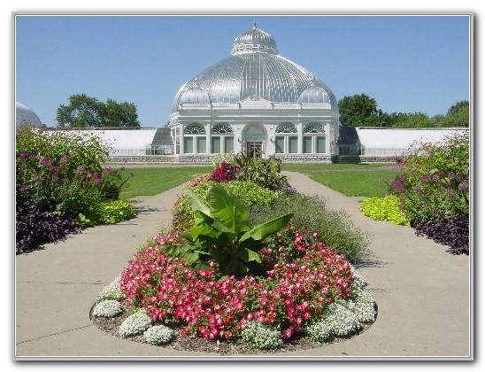 Botanical Gardens Buffalo Ny