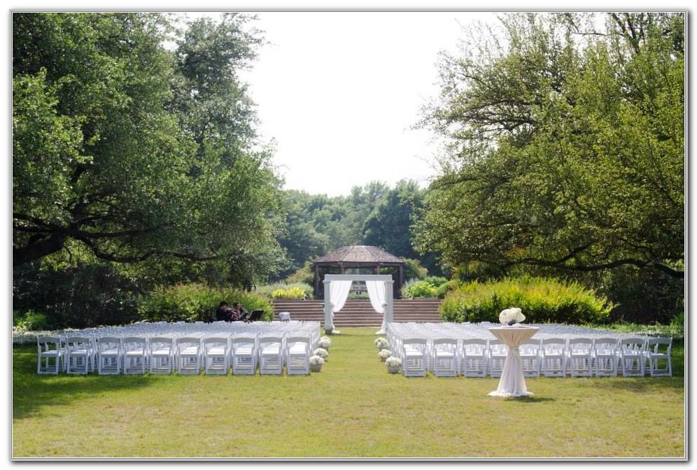 Botanical Gardens Fort Worth Wedding