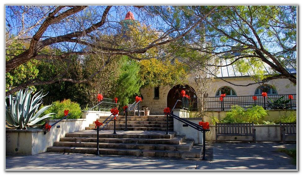 Botanical Gardens San Antonio