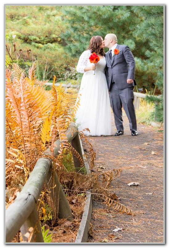 Brooklyn Botanical Garden Wedding The Knot