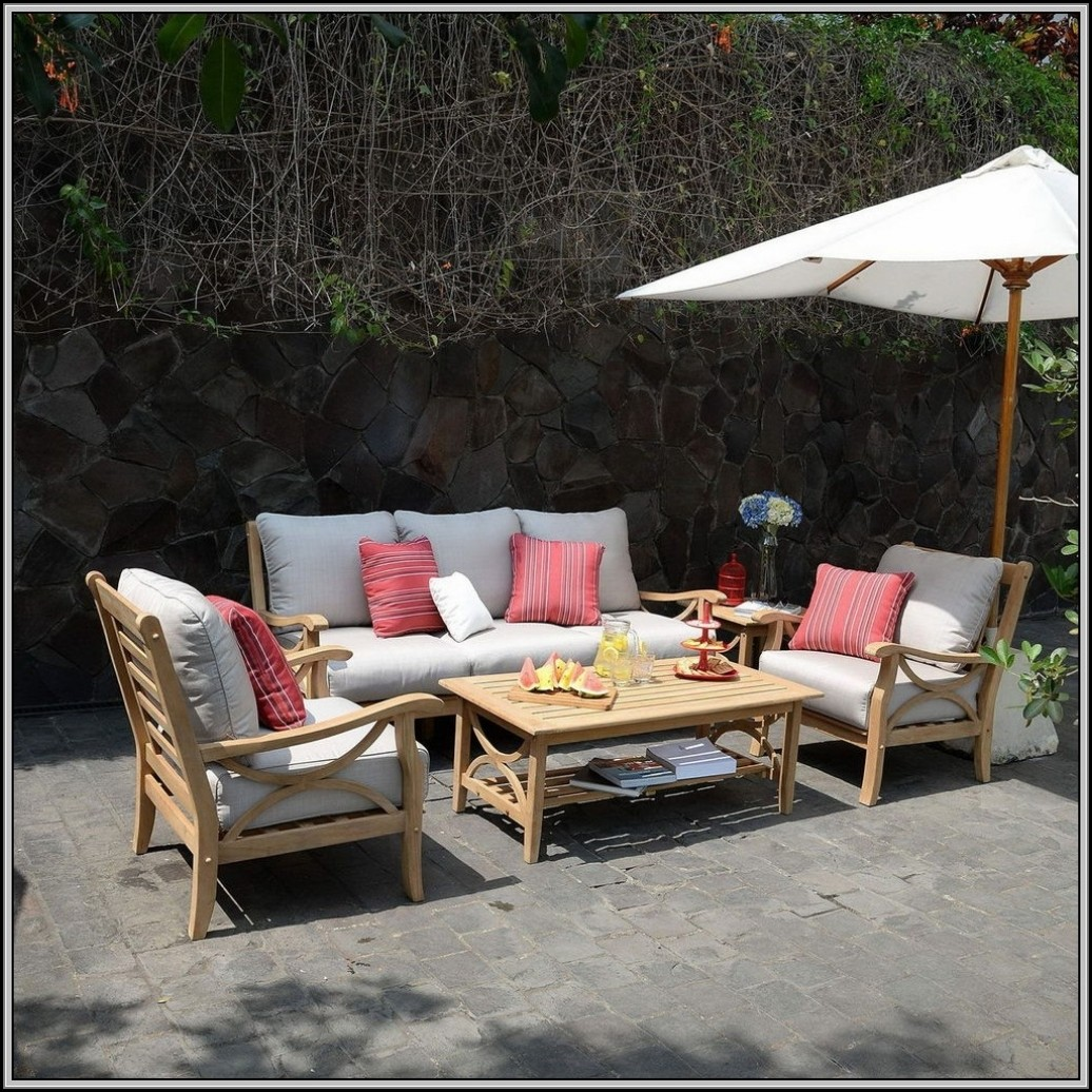 Broyhill Outdoor Furniture Teak
