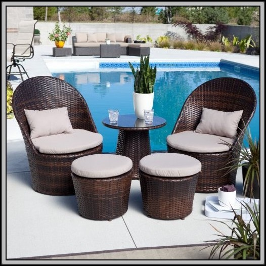 Broyhill Patio Furniture Wicker