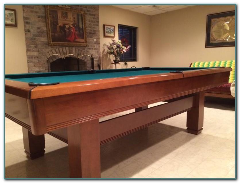 Brunswick Pool Table Models