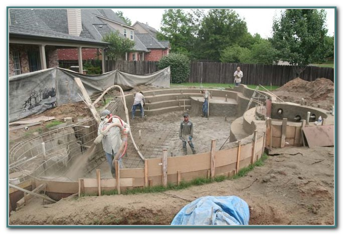 Building An Inground Pool