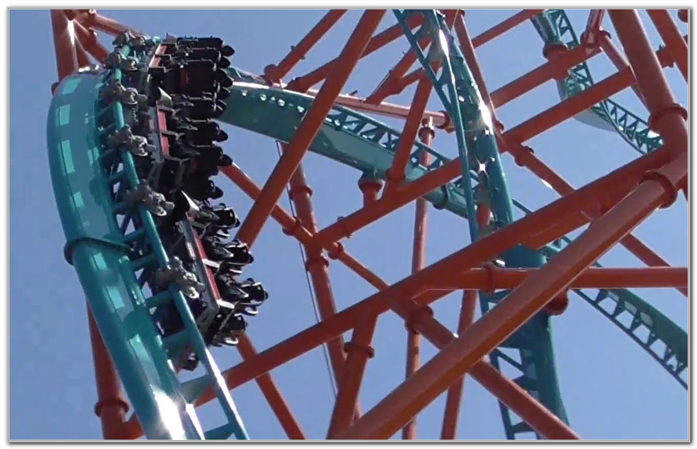 Busch Gardens New Roller Coaster 2015 Tempesto