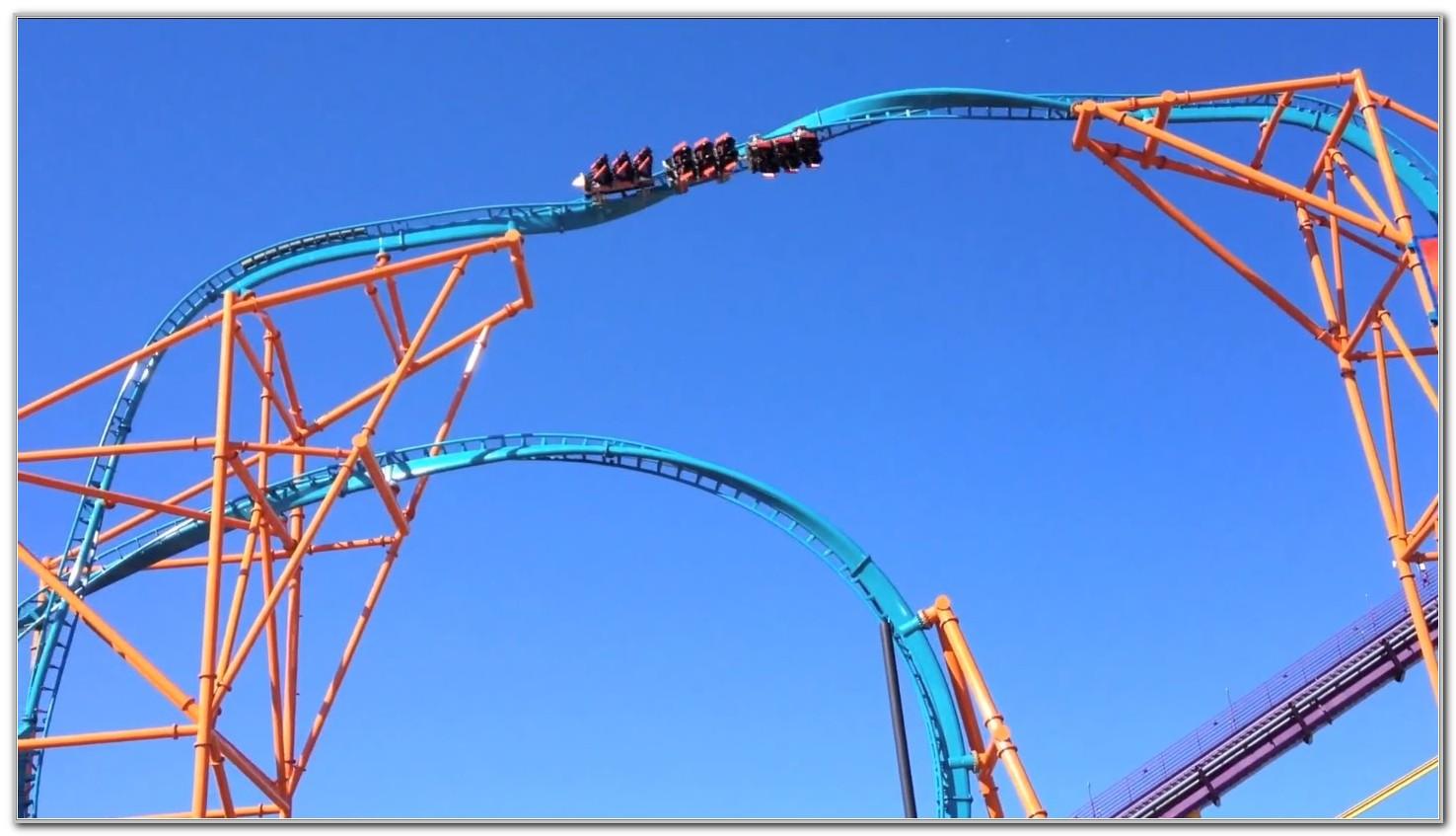 Busch Gardens New Roller Coaster Tempesto