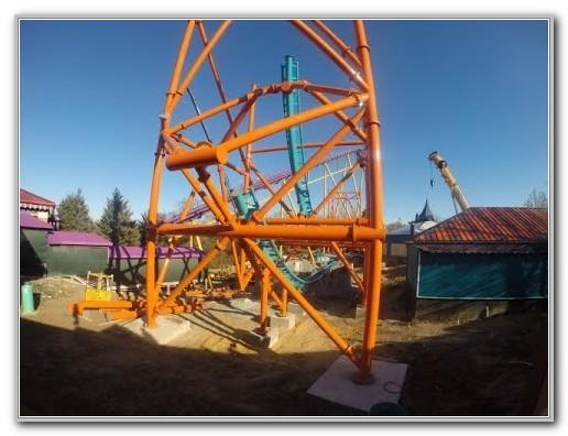 Busch Gardens New Roller Coaster
