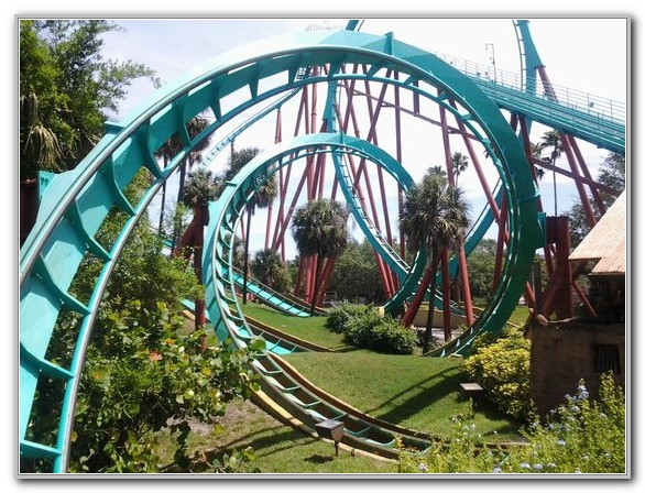 Busch Gardens Tampa Address
