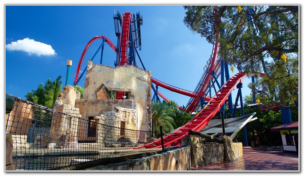 Busch Gardens Tampa Fl Vacation Packages