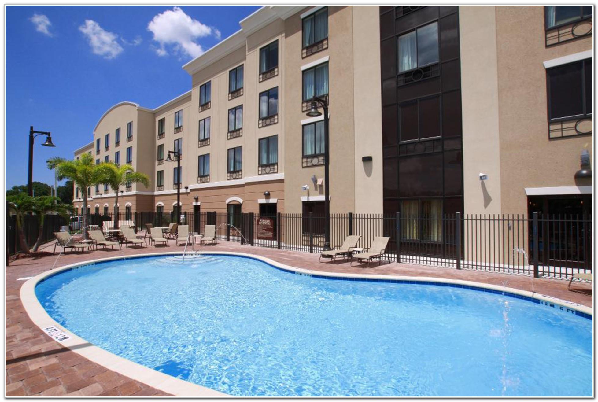 Busch Gardens Tampa Hotels