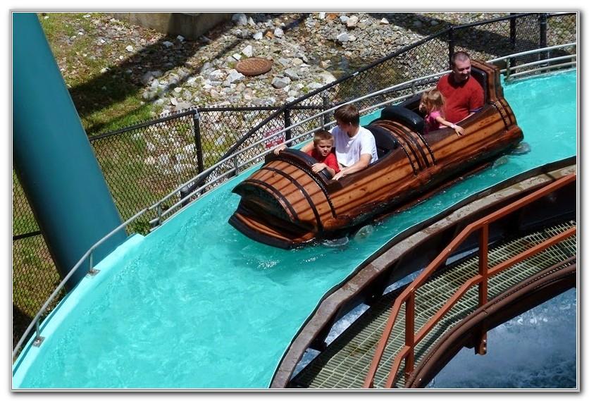 Busch Gardens Tampa Rides List