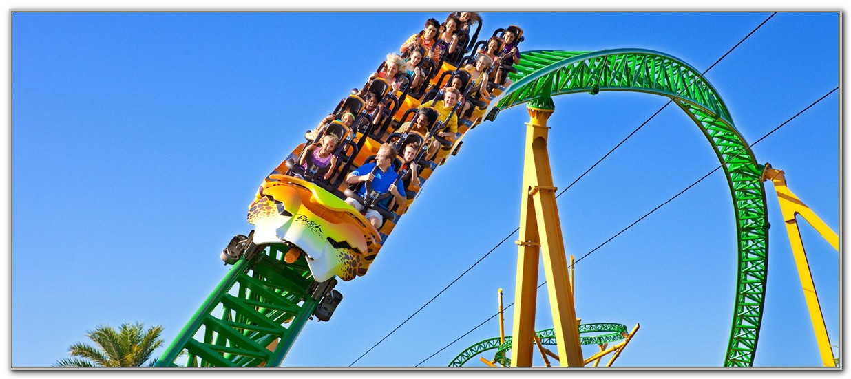 Busch Gardens Vacation Packages