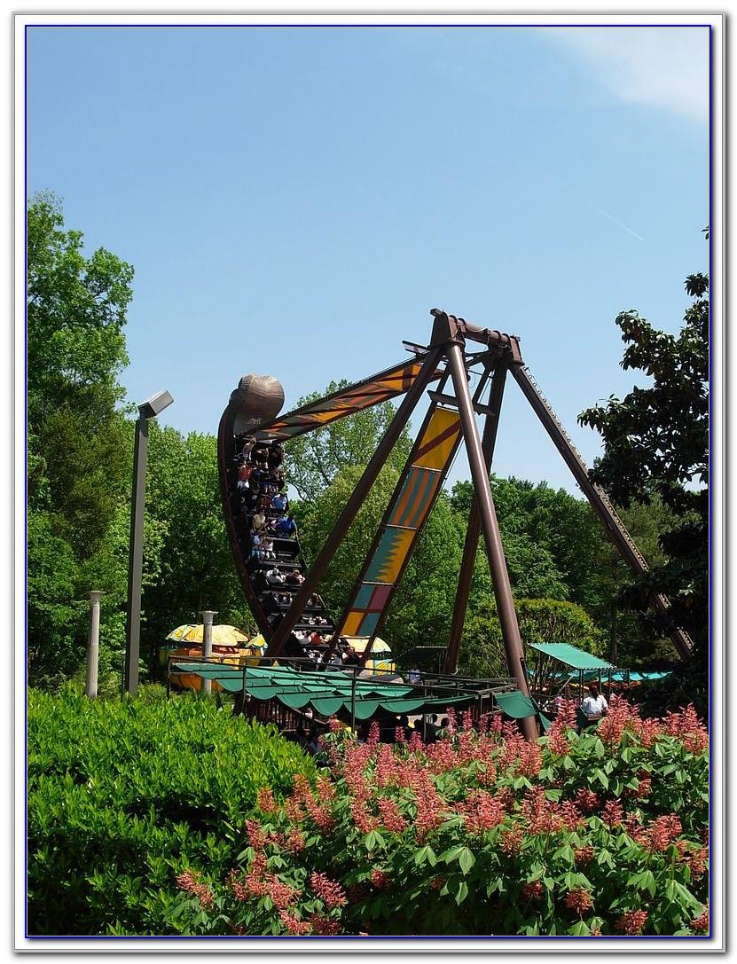Busch Gardens Williamsburg Rides Videos