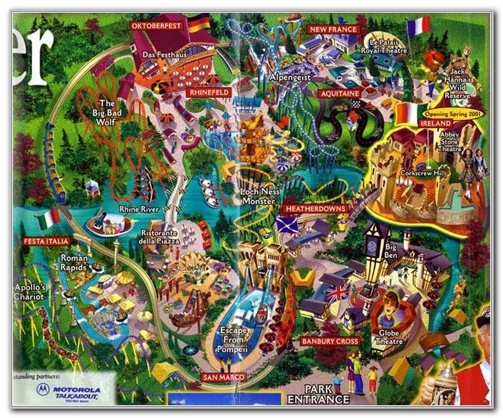 Busch Gardens Williamsburg Va Address