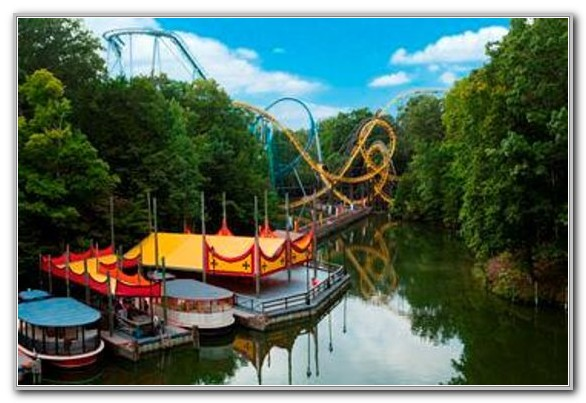 Busch Gardens Williamsburg Va