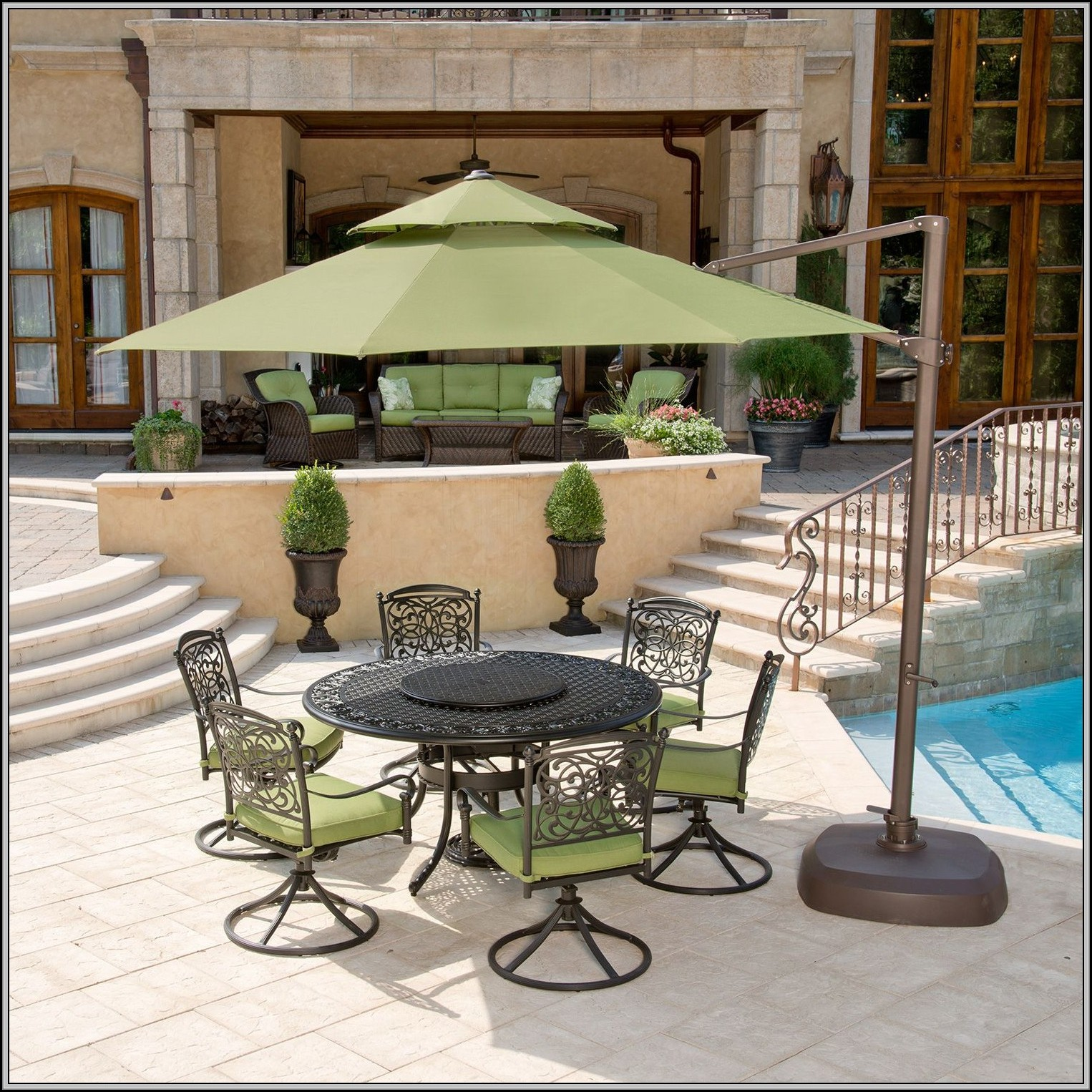 Cantilever Patio Umbrellas Sams Club