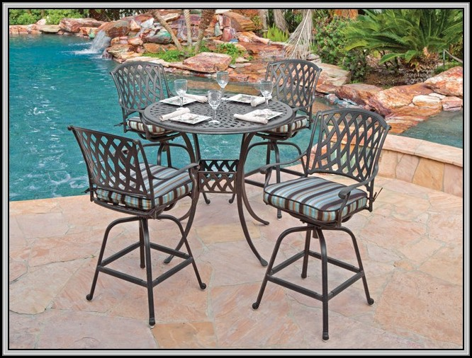 Cast Aluminum Patio Set Canada