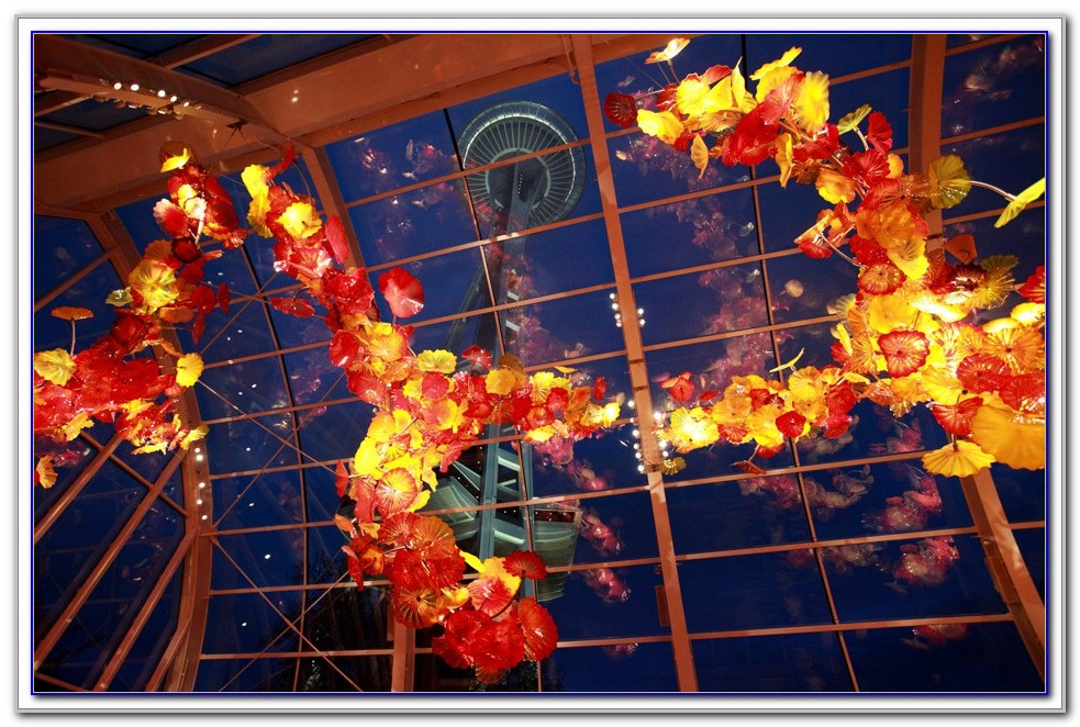 Chihuly Garden And Glass Cafe Hours