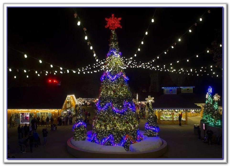 Christmas Town Busch Gardens Tampa Promo Code