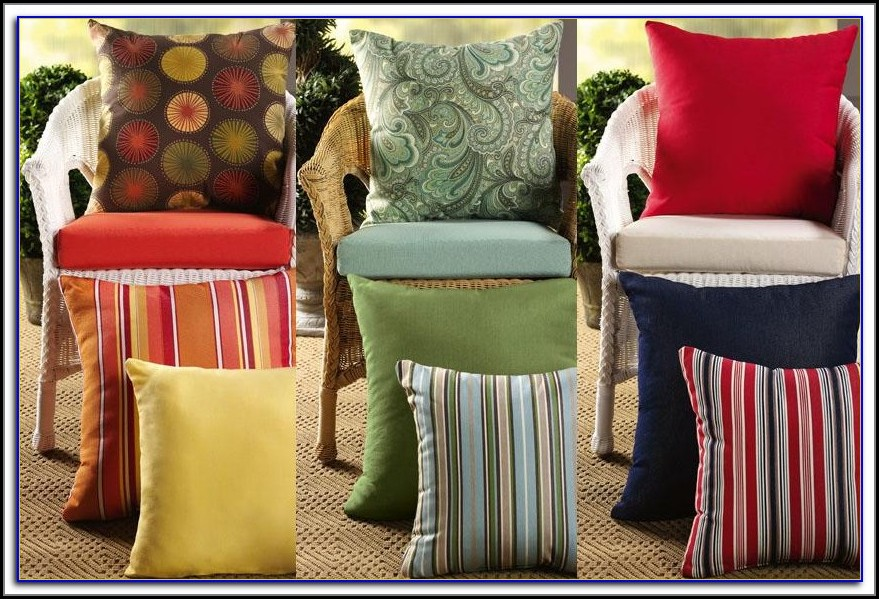 Cleaning Outdoor Cushions Tips
