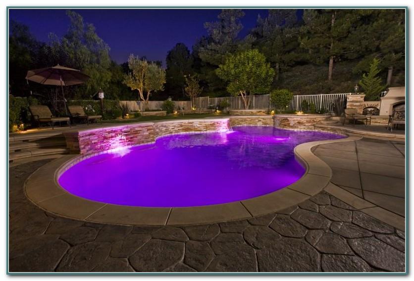 Color Splash Pool Light