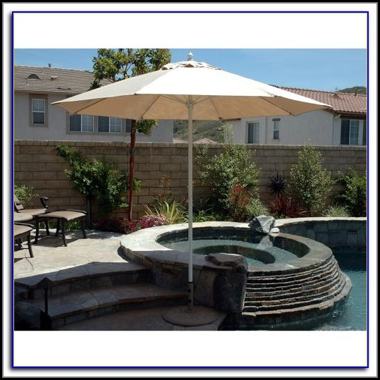 Commercial Patio Umbrella Stands
