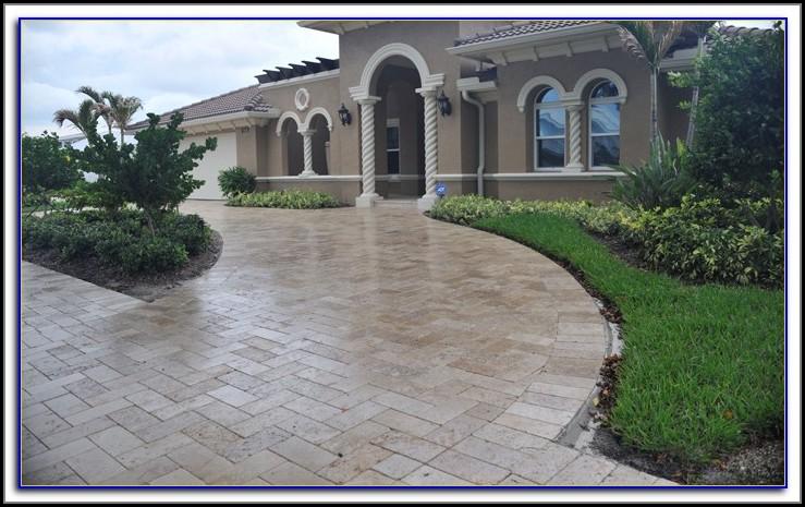Concrete Patio Paver Sealer