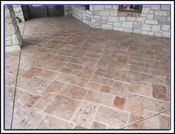 Concrete Patio Resurfacing Calgary