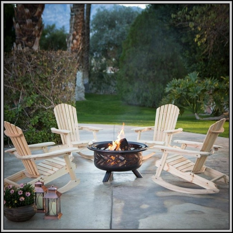 Courtyard Creations Fire Pit Patio Furniture