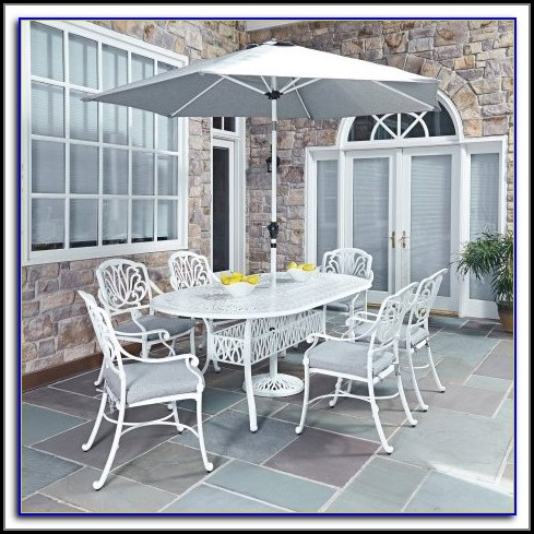 Dearden Floral Patio Umbrella