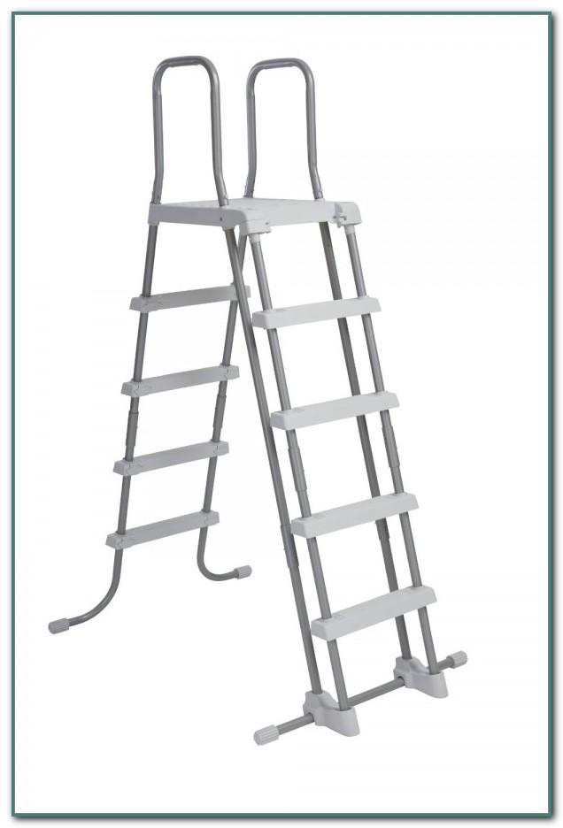 Deck Mount Pool Ladder