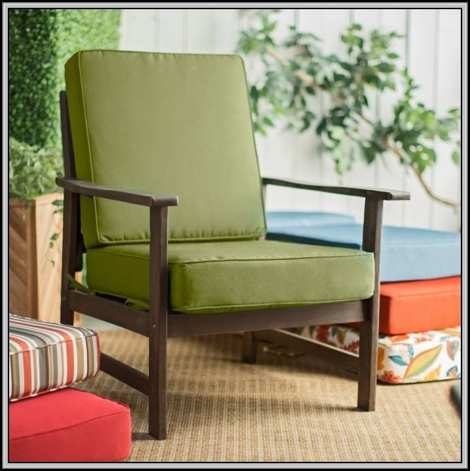 Deep Seating Patio Furniture Replacement Cushions