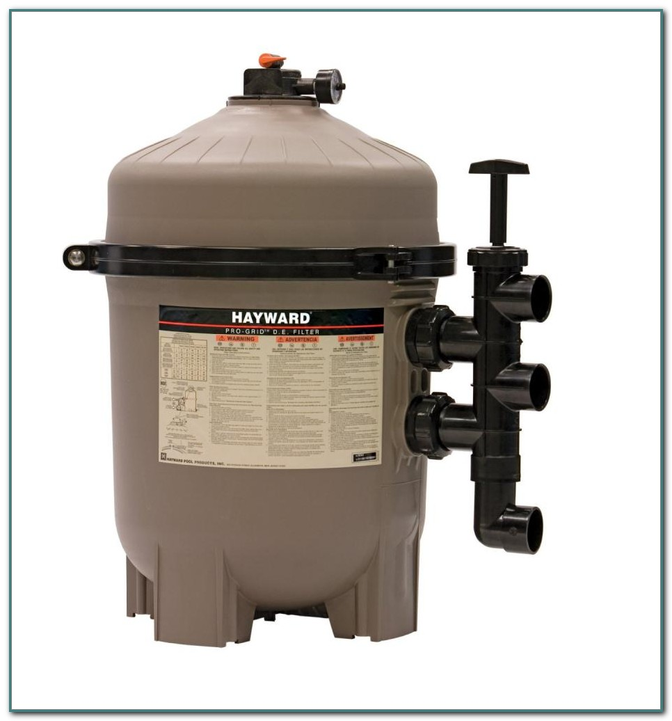 Diatomaceous Earth Pool Filter Problems