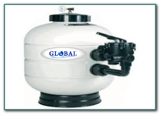 Diatomaceous Earth Pool Filter System