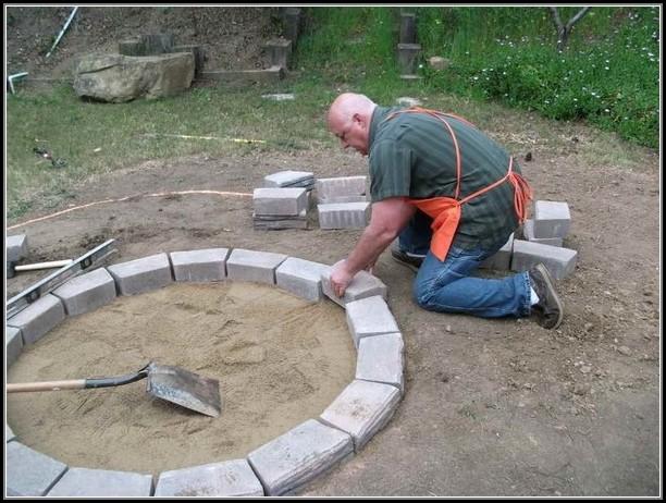 Diy Patio Propane Fire Pit