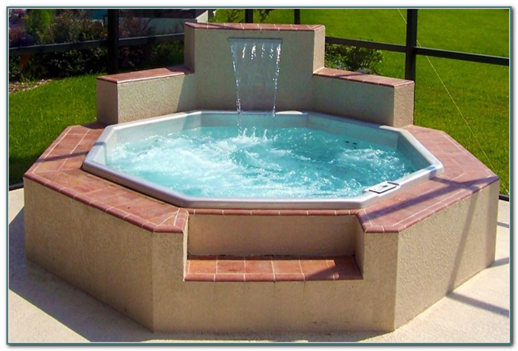 Diy Semi Inground Pool Kits