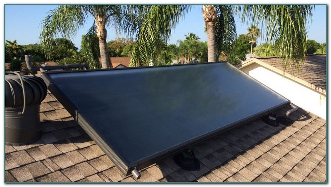 Diy Solar Heater For Inground Pool
