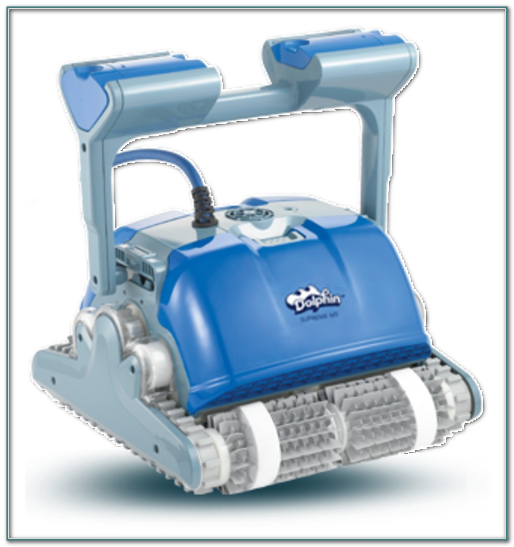 Dolphin Premier Pool Cleaner M5