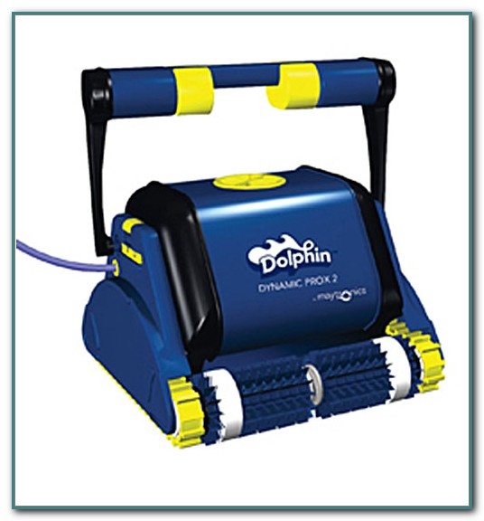 Dolphin Pro X2 Pool Cleaner