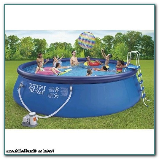 Easy Setup Swimming Pools