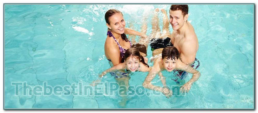 El Paso Swimming Pools Contractors