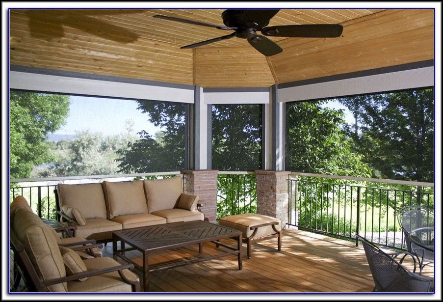 Enclosing A Patio To Make A Sunroom