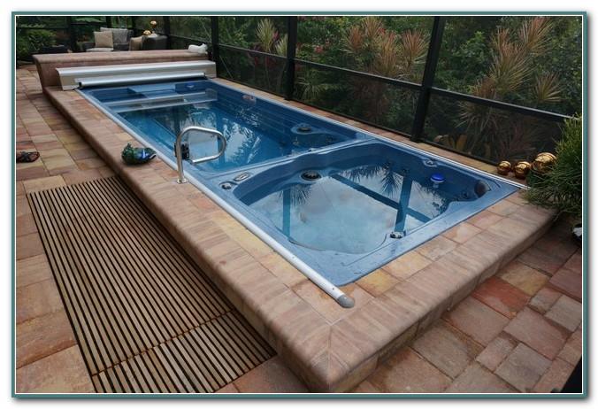 Endless Pool Swim Spa 19